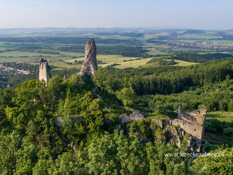 hrad korlátko