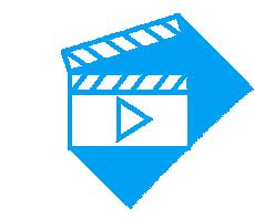 letecké video ikona