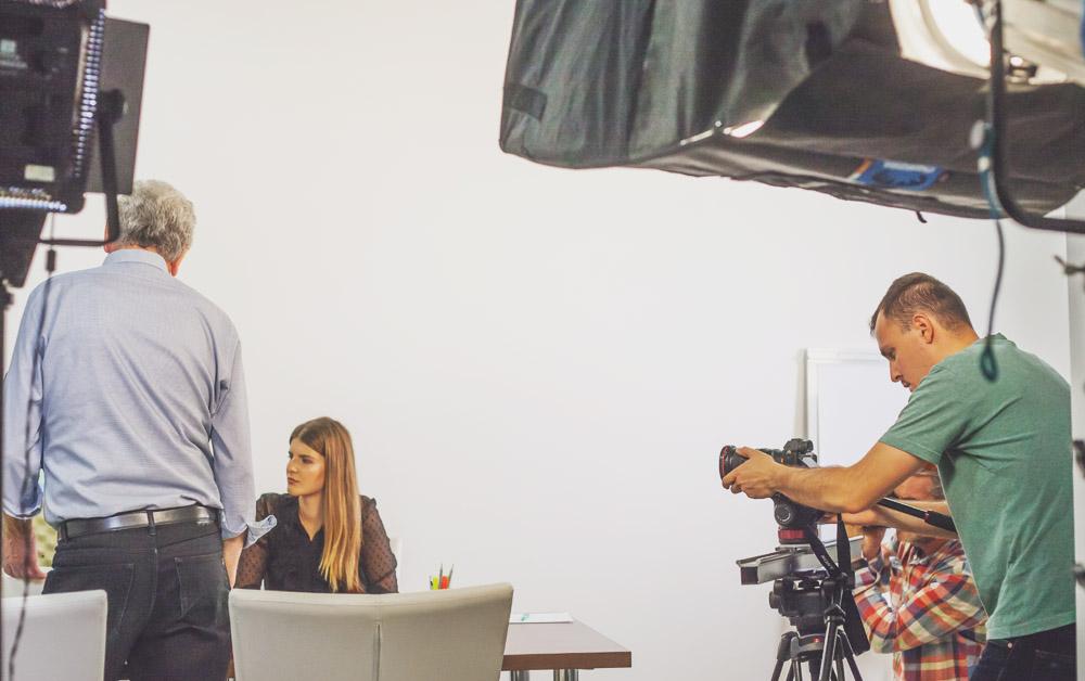 produkcia videa